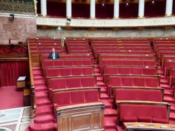assemblee nationale,hemicycle,seance,vote,lionel tardy