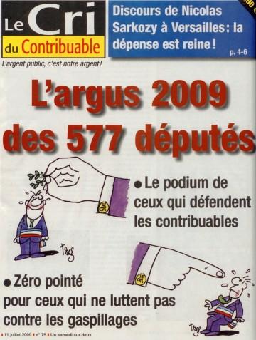 06 - 20Juillet09 Le Cri du contribuable.jpg
