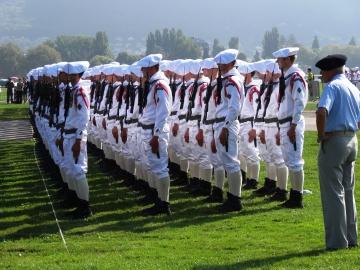 presse,essor,passation,commandement,27eme bca,annecy,paquier,haute-savoie,chasseur alpin,colonel