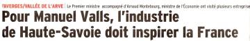 presse,dauphine,valls,montebourg,faverges,ministre,staubli,haute-savoie,marnaz,vougy,baud,decolletage,industrie