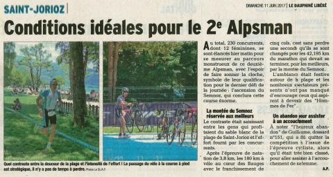 saint jorioz,alpsman,sport,natation,marathon