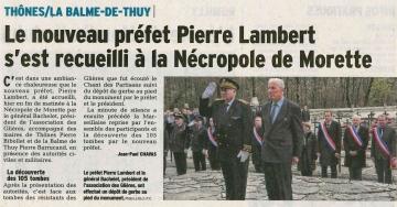 thones,annecy,morette,necropole,prefet,lambert,haute-savoie
