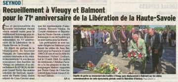 balmont,ceremonie,commemoration,71eme anniversaire