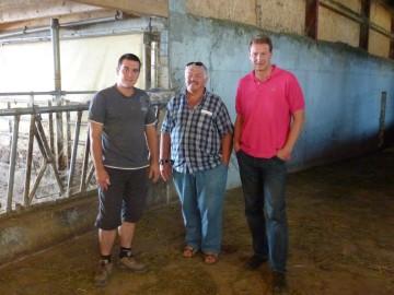 le bouchet mont charvin,marlens,vache,agriculture,visite
