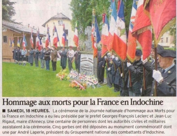 annecy,ceremonie,monument,indochine