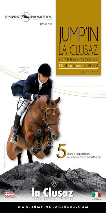 la clusaz, jumping, cheval, hippisme, concours