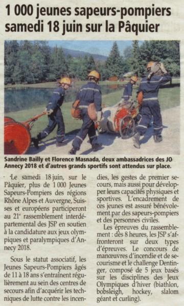 annecy,pompiers,jsp,epreuves