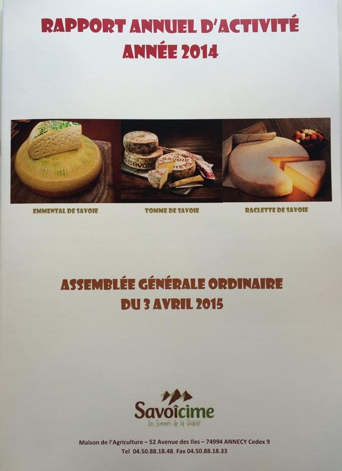 Assembl e g n rale de savoicime la chambre d 39 agriculture - Assemblee permanente des chambres d agriculture ...