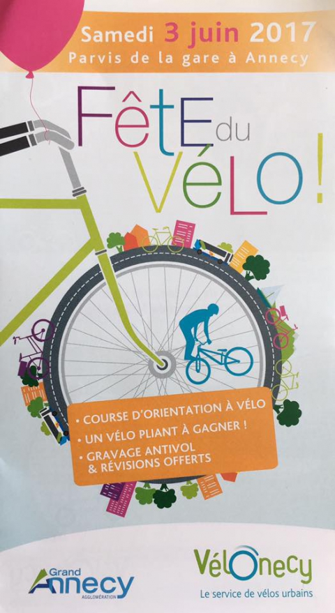velonecy,vélo,cyclistes,annecy,déplacement doux,fête,cyclable