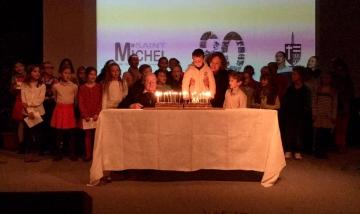 annecy,90 ans,saint-michel,etablissement scolaire,haute-savoie
