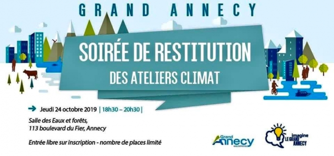 grand annecy,annecy,climat,restitution,atelier