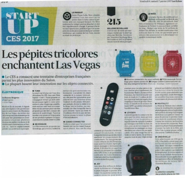 las vegas,numerique,objets connectes,start-up,france,tardy,ces,french tech,bpi france