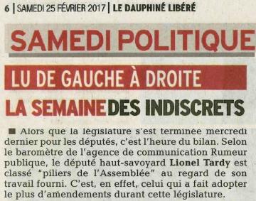 legislature 2012-2017,deputes influents,assemblee nationale,presse,reseaux sociaux,paris,haute-savoie,france,tardy