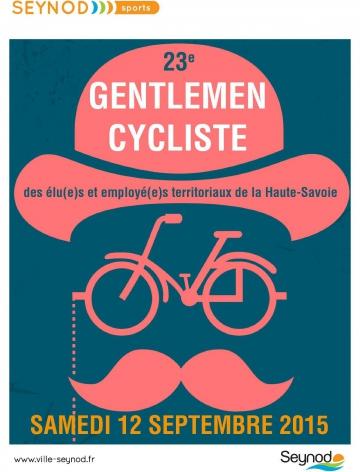 seynod,gentlemen cycliste