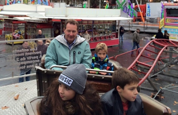 annecy,inauguration,fete foraine