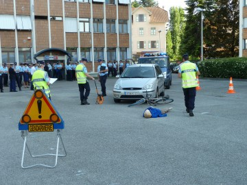 gendarmerie,annecy,reserviste,demonstration,arrestation,crime,caserne