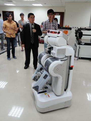 visite,voyage,taiwan,ntic,universite,robotique