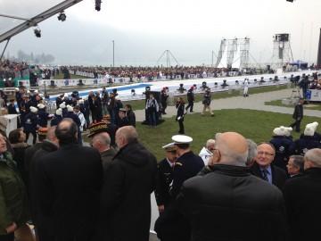 armee,annecy,ceremonie,ouverture,ski,short track,biathlon,ski de fond