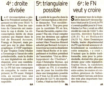 haute-savoie,legislatives 2012,election,depute,lionel tardy