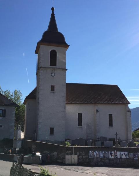 tractage,collage,campagne,annecy,duingt,saint eustache, la chapelle saint maurice,leschaux