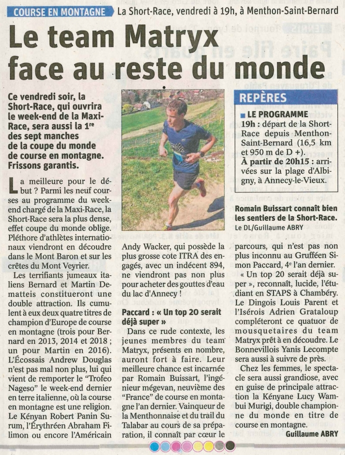 maxi race,short race,annecy,trail,lionel,tardy,running,dauphine libere