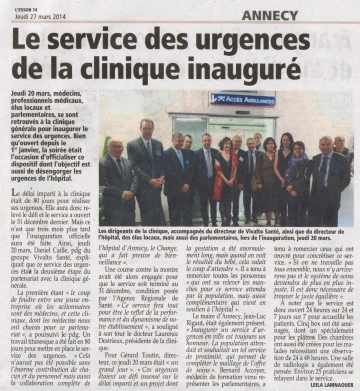 03 - 27mars14 - Essor Inauguration urgences clinique.jpeg