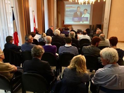 reunion publique,legislatives 2017,tardy,duliege,haute-savoie,sevrier
