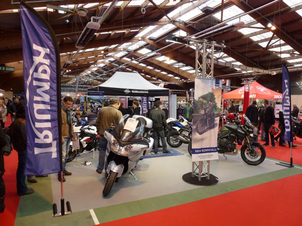 Inauguration du salon de la moto et du v hicule de loisir - Salon roche sur foron ...