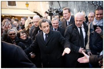 presse,dauphine,annecy,visite,sarkozy,presidentielle 2012