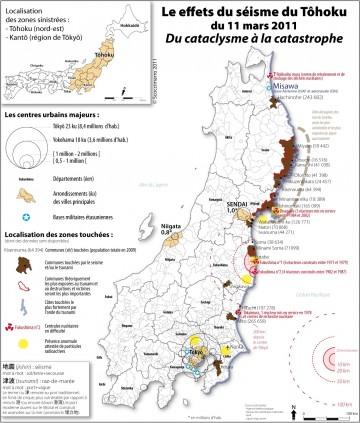 japon,seisme,tsunami,carte