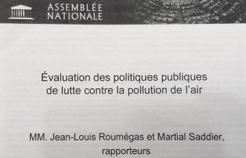 saddier,roumégas,rapport,cec,pollution,atmosphérique,atmosphère,évaluation,ppa,aggolmérations