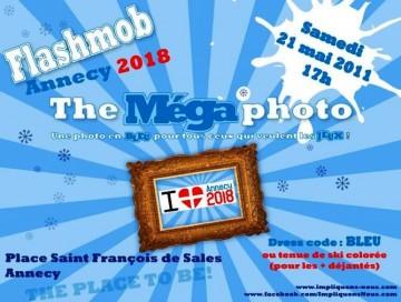 annecy,flashmob,jo,jo 2018,impliquons-nous