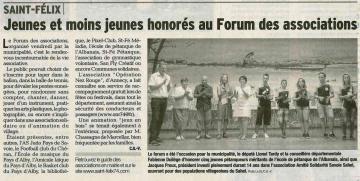 saint-felix,forum des associations,haute-savoie