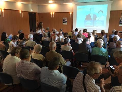 seynod,reunion publique,legsilatives 2017,lionel tardy,fabienne duliège