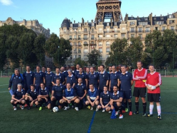 paris,math de foot,hopital,deputes,variete club de france,enfants malades