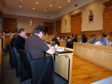 annecy,conseil municipal