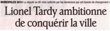 annecy,presse,dauphine,mairie,rigaut,municipales,municipales 2014