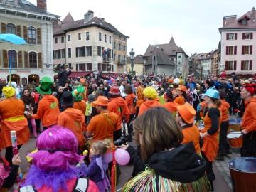 annecy,carnaval,fete,vieille ville