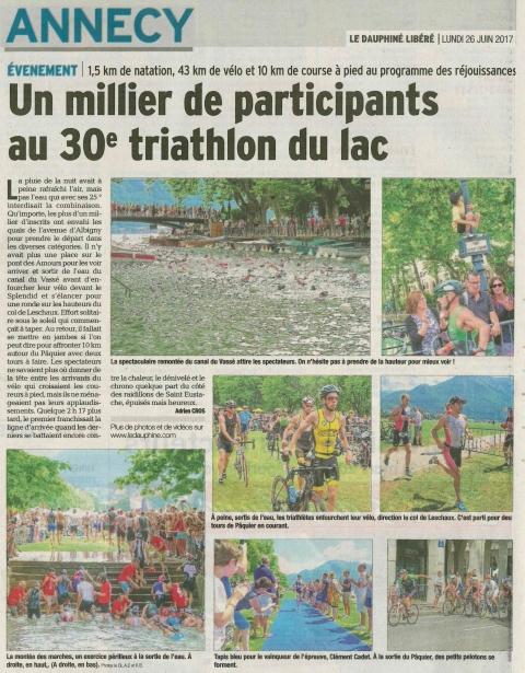 annecy,30eme triathlon,international,lac d'annecy,haute-savoie