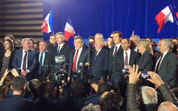 meeting,reunion,fillon,lyon,eurexpo,primaire 2016