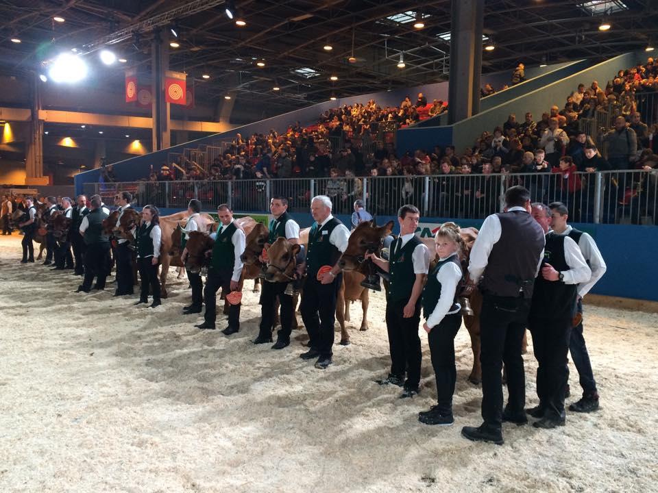 Salon international de l 39 agriculture concours g n ral - Salon de l agriculture resultat concours ...