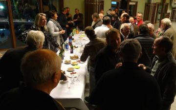 presse,dauphine,thones,rencontre debat,lionel tardy,ump 74,militants,public,2ème circonscription