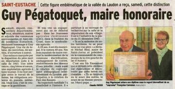 saint-eustache,ceremonie,maire,pegatoquet