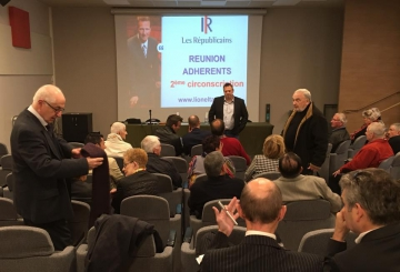 annecy,reunion,adherents,sympathisants,2ème circonscription,les republicains