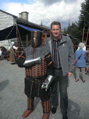 alby-sur-cheran,animation,medievale,moyen age