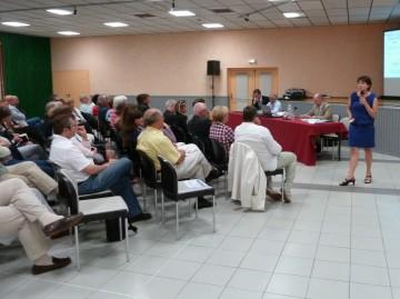 thones,conseil regional,mandat,elus,reunion,parlementaires,bilan
