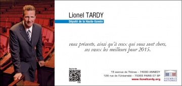 voeux,lionel tardy