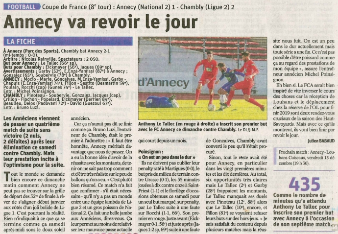 annecy,fc annecy,coupe de france,foot