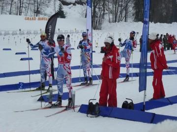 le grand-bornand,patrouille,ski de fond,biathlon,armee,militaire,france