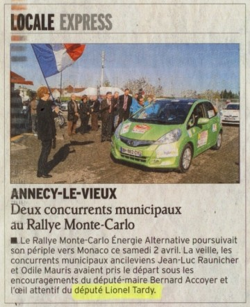 annecy-le-vieux,rallye,voiture,hybride,energie,essence,monte-carlo